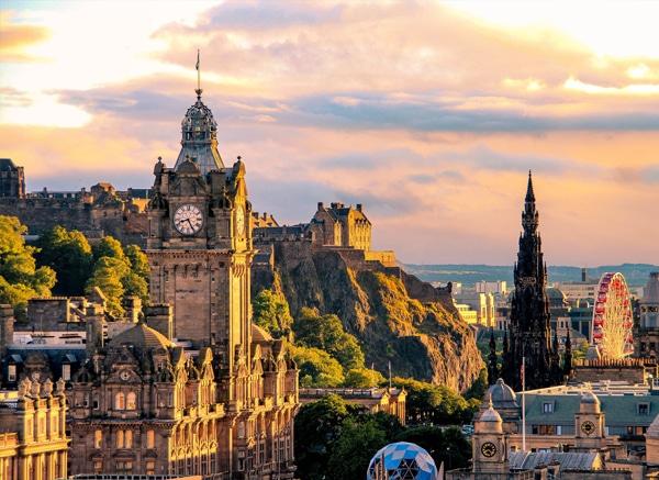 Viaggio studio in Scozia