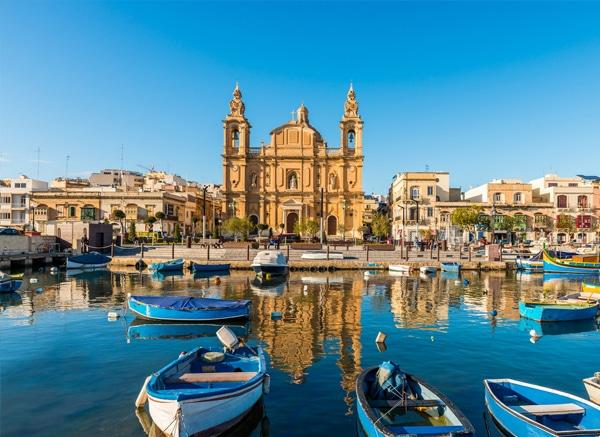 Viaggio studio a Malta